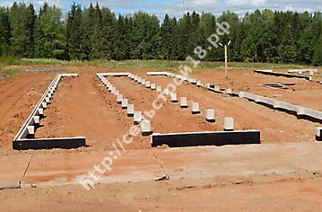Удмуртия, строительство молочно-товарной фермы на 400 голов