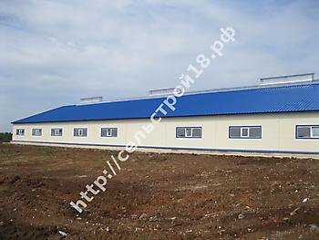 Строительство молочно товарной фермы КРС на 400 голов_10
