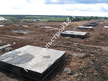Строительство молочно товарной фермы КРС на 400 голов_1
