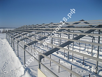 Строительство молочно товарной фермы КРС на 400 голов_3