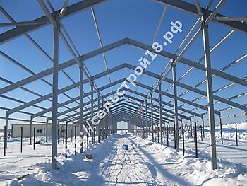 Строительство молочно товарной фермы КРС на 400 голов_4